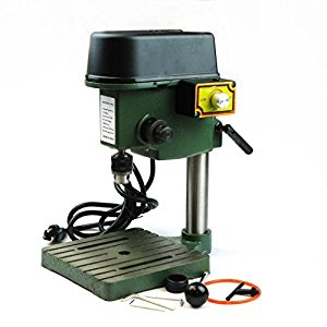 EuroTool Small Benchtop Drill Press | DRL-300 : Great little drill press  because it preforms as advertised